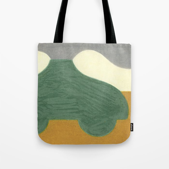 The Onion Soup Car Tote Bag