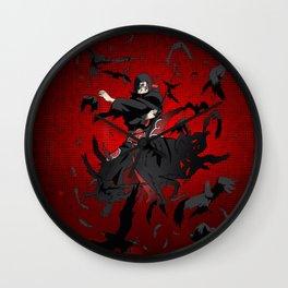 Sharingan Genjutsu Izanami Wall Clock