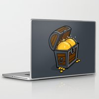 booty Laptop & iPad Skins featuring Booty by Santo76