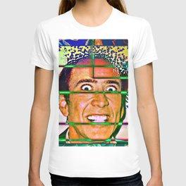 Nicolas caged T-shirt
