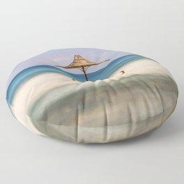 Seaside Bar Floor Pillow