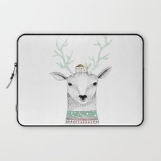 Mr. Deer Laptop Sleeve