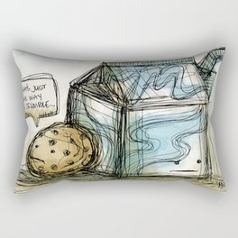 will do. Rectangular Pillow