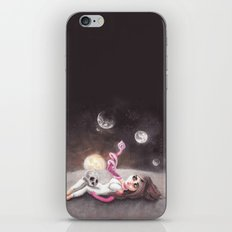 Lost far away from home iPhone & iPod Skin