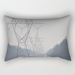 Morning in the Basin Rectangular Pillow