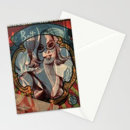 Totally Beach-Nik Stationery Cards