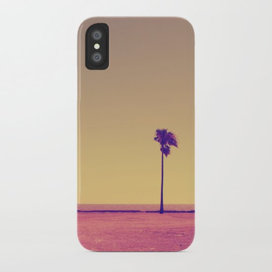 Four Palms In Paradise iPhone Case