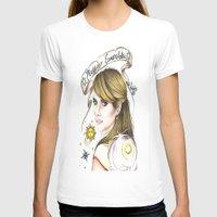 ahs T-shirts featuring Maggie Esmerelda-AHS by MELCHOMM