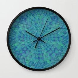 Lotus of Divinity Wall Clock