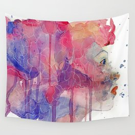 Glass Candy Wall Tapestry