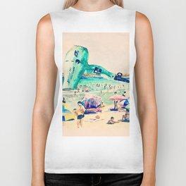 The Catcher in the Sea Biker Tank