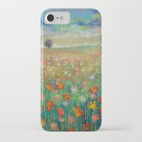 dancing iPhone & iPod Cases featuring Dancing by Michael Creese