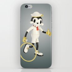Dead Game iPhone & iPod Skin
