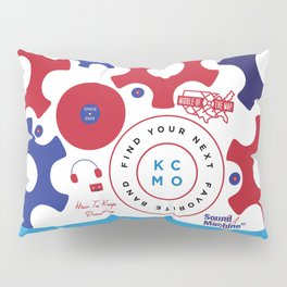 TRM Icons Pillow Sham