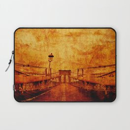 Brooklyn Burning Laptop Sleeve