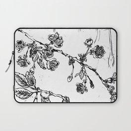 Botanical #CHERRIES Laptop Sleeve