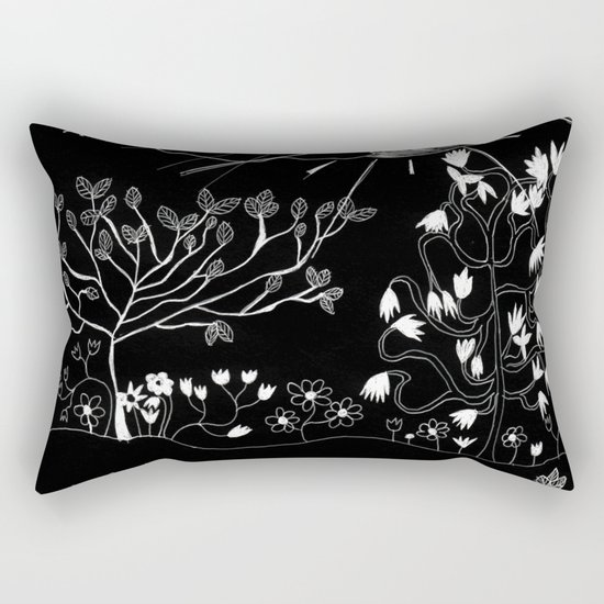 Perfect Imperfection (Inverted version) Rectangular Pillow