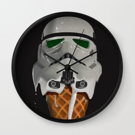 The Cone Wars Wall Clock