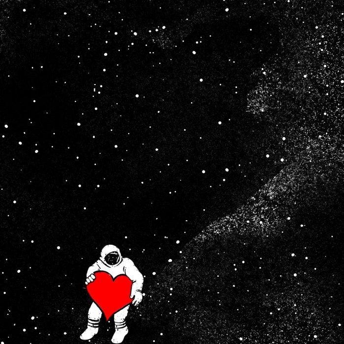 Love Space Leggings