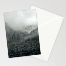 Elsay Lake Fog #2 Stationery Cards