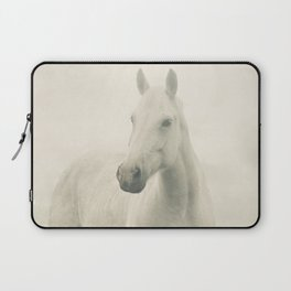 Dreamy Horse Photo Laptop Sleeve
