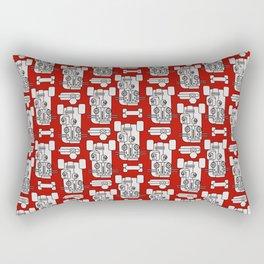 My Dawgs Rectangular Pillow