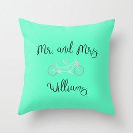 Williams Throw Pillow