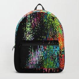 Colors of Dream 2 by Nico Bielow Backpack