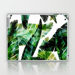 Green leaves of a banana. 2 Laptop & iPad Skin
