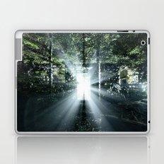 Radiating Light Laptop & iPad Skin