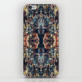 UNTITLED ⁜ ALIGNED #0413 iPhone Skin