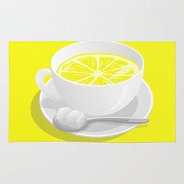 Lemon Tea Rug