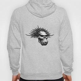 Troll Skull Hoody