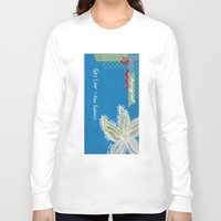 starfish Long Sleeve T-shirts featuring Starfish  by Julie M Studios