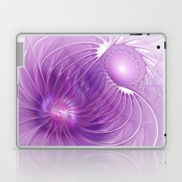 Protection, Abstract Fractal Art Laptop & iPad Skin