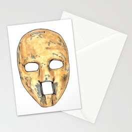 Plante - Mask Stationery Cards