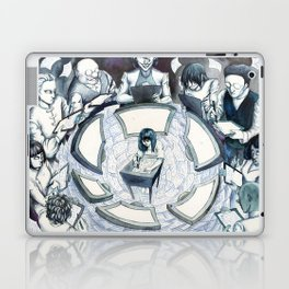 Under scrutiny Laptop & iPad Skin