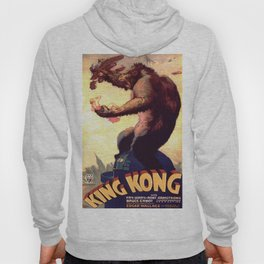 Vintage poster - King Kong Hoody