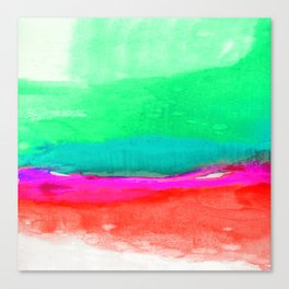Illusions Of Bliss 1J by Kathy Morton Stanion Canvas Print