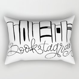 Bookstagram Rectangular Pillow