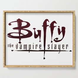 BTVS - Blood lust Serving Tray