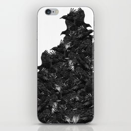 Leave my loneliness unbroken! iPhone Skin