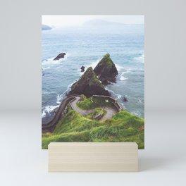 Dunquin Pier, Ireland Mini Art Print
