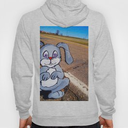 The Dangerous Lives of Bunnies Hoody
