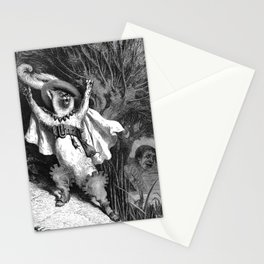 Puss in Boots / Chat Botté Stationery Cards