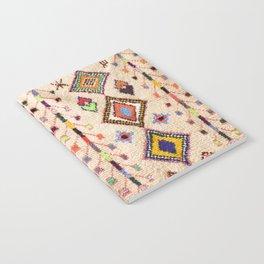 N15 - Oriental Traditional Bohemian Moroccan Artwork. Notebook