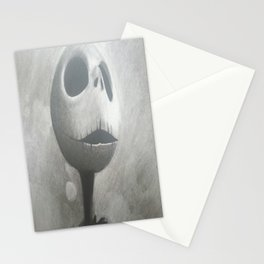 The Nightmare Before Me Stationery Cards