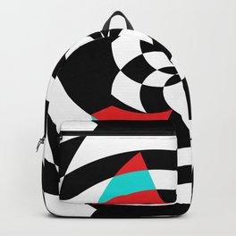 Stripe Me Spiral Backpack