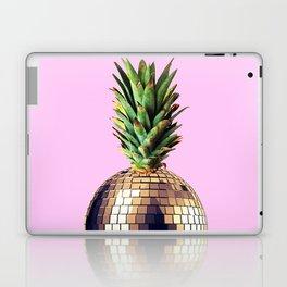 Ananas party (pineapple) Pink version Laptop & iPad Skin