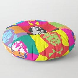 Trump Presidential Pop Art Floor Pillow